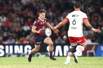 Australian teams, including James O'Connor's champion Super Rugby AU champion Reds, are yet to taste victory in 10 outings against the Kiwi franchises.