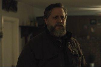John Ross (Joe Tippett) could be hiding a lot more than a pistol.