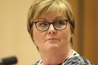Minister for the NDIS, Linda Reynolds.