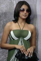 Bollywood actor Tanushree Dutta.