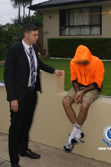The man was refused bail to appear in Parramatta Local Court on Thursday.