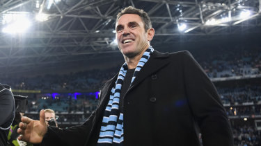 Phone ban: Fittler asked his players to leave phones in their rooms during Origin last year.