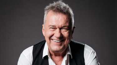 "Jimmy Barnes: ""All the religions are basically good, but there's something about organised religion that leads to corruptness and poison."""