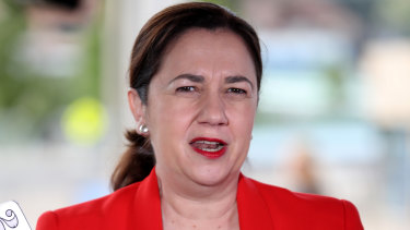 Premier Annastacia Palaszczuk welcomes Federal Labor commitment to buy land to protect a fast train corridor.