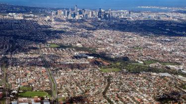 City density or urban sprawl?
