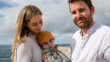 Shock: Alice Spencer gave birth 13 weeks early, via an emergency caesarean.