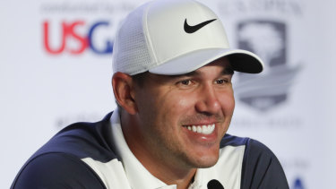 Brooks Koepka has won the last two US Opens.