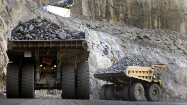 The Cadia mine near Orange in the NSW Central West is the world's 10th largest gold mine. Gold is expected to overtake thermal coal as Australia's fourth largest resource export.