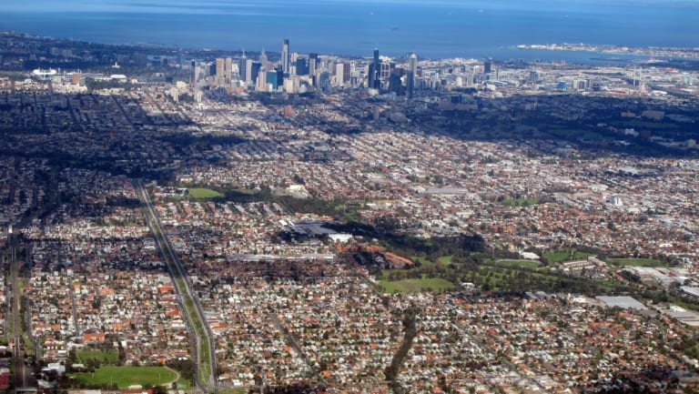 Melbourne is booming like never before.
