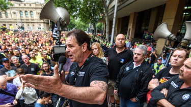 Victorian CFMEU boss John Setka has won a stay of execution from the ALP through the courts..