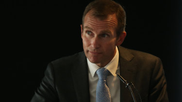 NSW Education Minister Rob Stokes.