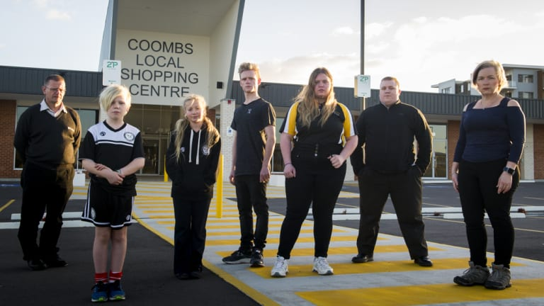 Noble family members, William, Oliver, Kimberly, Zachary, Lillian, Alexander and Chell, are frustrated by the delays to get the Coombs Shops built and a lack of information in the community.