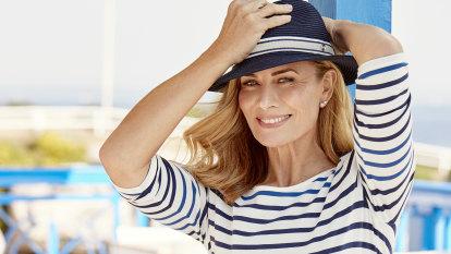 The fashion era Deborah Hutton is welcoming back into her wardrobe