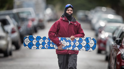 'Super stoked': Seasonal snow fiends hyped for season like no other