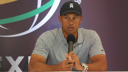 Tiger targeting prime condition for another Masters assault