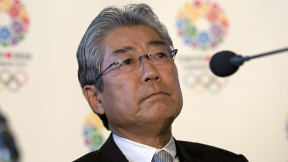 Japan's Olympic body chief under investigation in France on suspicion of corruption