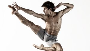 I'm trying to expand the mainstream's understanding of classical dance, says dancer Rhys Kosakowski.