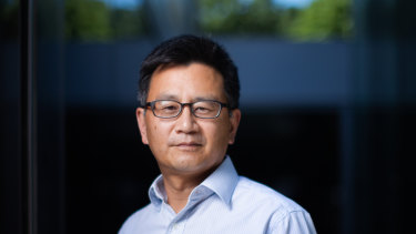 Professor Allen Cheng