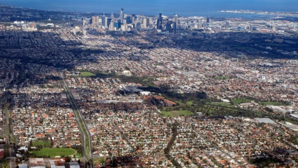New population growth figures prove what Melburnians have long suspected