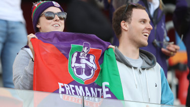 Could Dockers fans be the only ones left holding tickets to the Derby?