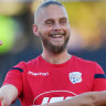 Ex-Adelaide United player banned for drugs