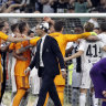 Juventus seal record eighth straight title