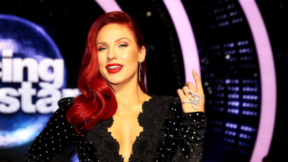 My day on a plate: Sharna Burgess