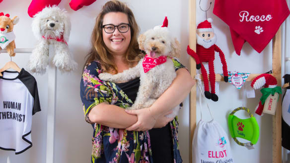 Presents for pets take centre stage as 'fur babies' get gifts