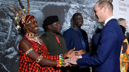 Prince William warns of urgency on climate change, population growth