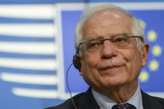 European Union foreign policy chief Josep Borrell says the levies are needed to avoid carbon leakage.