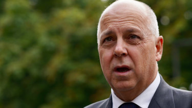 Treasurer Tim Pallas says the quirk in Victoria's valuation laws is draining money out of state coffers.