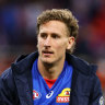 Dogs look to Naughton to end 'revolving door' in forward line