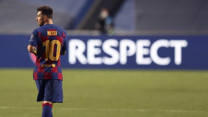 Is Messi playing politics at Barca or could City come to his rescue?