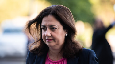 """""""The impacts of coronavirus for people from Indigenous and Torres Strait Islander communities could be quite severe:"""" Annastacia Palaszczuk."""