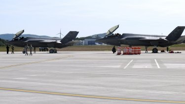 Rare earths are increasingly important in high-tech weaponry, such as F-35 aircraft.