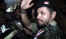 Former East Timor anti-independence militia leader Eurico Guterres.