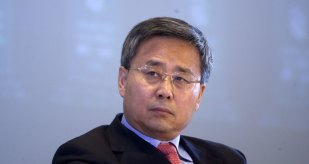 Sombre warnings from Guo Shuqing, the chairman of the China Securities Regulatory Commission.