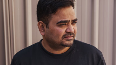 Paresh Davaria's 7-Eleven store has been held up by armed robbers twice this year.