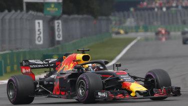 Another car failure put Daniel Ricciardo out of the grand prix in Mexico.