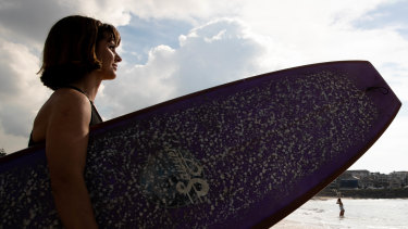 Winning surfer Lucy Small called out the discrimination.