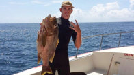 Shaun Daly, who lives in Cairns, went missing on Saturday.