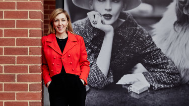 Jessica Bridgfoot, director of the Bendigo Art Gallery