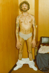 Rodney Collins, also known as 'The Duke', caught with his pants down after he was arrested for murder in 1982. Was his privacy breached in this photo?
