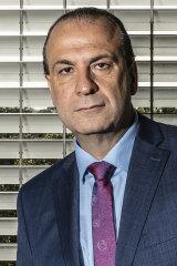 Racing NSW chief executive Peter V'landys.