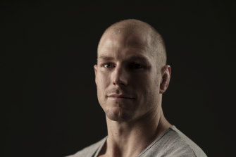 David Pocock has called time on his professional career. And taken aim at Australia's politicians.