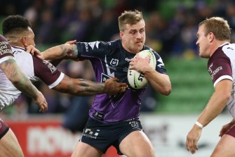Cameron Munster and the Storm face a trio of tough five-day turnarounds in 2020.