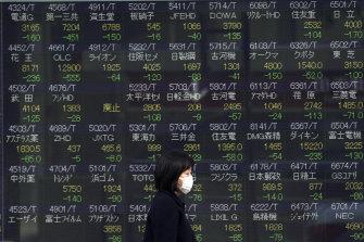 Le Nikkei du Japon est plus haut mardi.