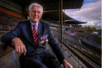 Essendon great Jack Jones has passed away.