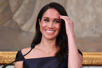 Meghan Markle has reportedly struck a deal in exchange for a donation to a charity that protects elephants.