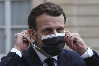 President Emmanuel Macron has announced a loosening of restrictions in France.